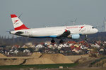 Austrian Airlines --- OE-LBO --- A320-214