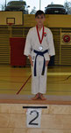 2. Rang, Kumite U12 -35 kg, Dario Russo