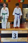 3. Rang, Kumite U12 -32kg, Joel Vogel