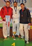 1. Rang, Kumite Open, Marco Luca