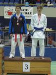 3.Rang, Kumite U18 -76kg, Florim Musaj