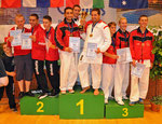 1. Rang, Team Kumite, Marco Luca