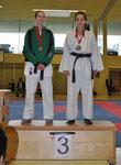 3. Rang, Kata Female U14, Arlinda Musaj