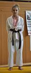 3. Rang, Kata & Kumite U14, Arlinda Musaj
