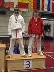 3. Rang, Kumite U18 -76kg, Florim Musaj