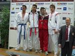 Marco Luca, 3. Platz, Kumite Senior -84 kg