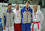 1. Rang, Kumite Seniors -84kg, Marco Luca