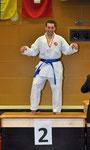 2. Rang, Kumite Seniors -84 kg, Marco Luca
