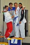 2. Rang, Kumite Elite -84kg, Marco Luca