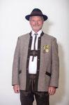 Rudolf Schmid, Mitglied seit 1972