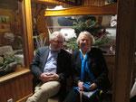 Frau Annie Lander Laszig und Dr. Laszig