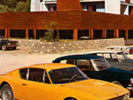 Ford OSI 20M TS Coupè, Hotel Panorama