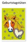 Pony Tüten für den Kindergeburtstag