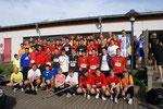 Gänslauf-Teilnehmer 2011