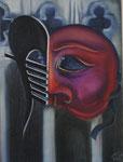 Maschera veneziana 2
