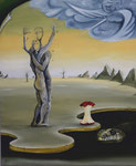 Das verlorene Paradies  - 50 x 70 / 2015
