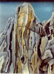 roccia vecchia 30 x 40 cm /
