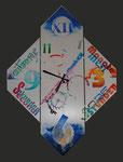 Uhr DDN 120 x 120 / 2014
