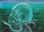 Medusa 1 - 40 x 30 / 1988