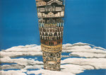 torre babilonica - dettaglio 4