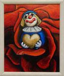Clown 25 x 30 / 2017