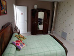 Chambre verte - Location de vacances en Argonne