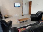 Côté salon - Espace télé et détente
