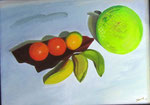 Nature morte au uru HST 33x44 2014