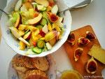 Der September Salat.