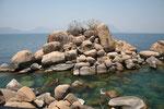 Mumbo Island im Malawisee
