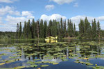 Sprout Lake, Teen-eh-ah Lodge