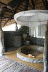 Ein Luxusbad in der NAtur