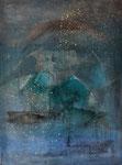 SPACE    Acrylic on canvas  76x102cm