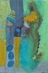 LITTLE CREEK   Acrylic on canvas  50x76cm