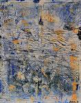 FROZEN     Acrylic on canvas   80x100cm (n/a)