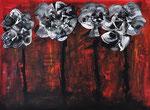 ANZAC DAY     Acrylic on canvas   90x123cm