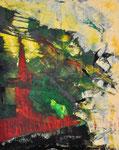 LIGHTHOUSE    Acrylic on canvas   80x100cm