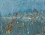SILENCE     Acrylic on canvas  80x100cm   (n/a)