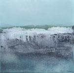 SPRAY    Acrylic on canvas     76x76cm (sold)