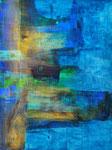 SPIRIT Acrylic on canvas   90x123cm  (sold)