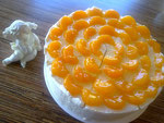Zitronen - Mandarinen - Sahne