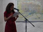 Dr. Ingrid-Sibylle Hoffmann bei der Eröffnungsrede (0472)