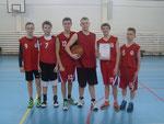 Команда СОШ № 7 - бронзовый призер турнира