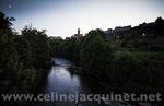 Chateauponsac, le pont dit romain - tirage brillant contrecollé sur Alu - 75 x 50 cm - 90 euros TTC