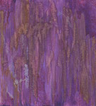 Purple Mold, ink on cardboard, 25 x 22,7 cm, 2007