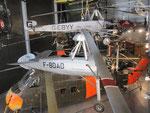 Musee de l'Air et de l'Espace - Le Bourget - Paris (F) - Autogiro Cierva