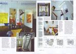 Wohnhaus Arntzen, Lüdinghausen - Fachzeitchrift Bauen 10-11/2003