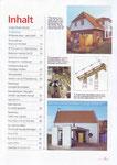 Wohnhaus Jakob - Fachzeitschrift Junge Häuser 12-1998