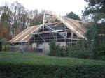 Dachgeschoß-Erweiterung, Lüdinghausen - Objektbetreuung Zimmerarbeiten