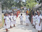 Welcome in the Deenabandhu Home for Girls